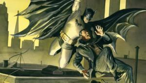 Alex Ross Batman Hero