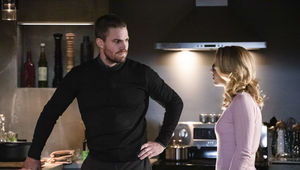 Arrow Oliver and Felicity