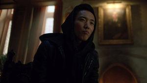 Justin H. Min in The Umbrella Academy
