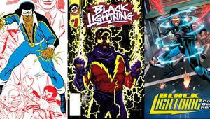 Black Lightning top image