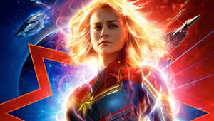 captain marvel hero