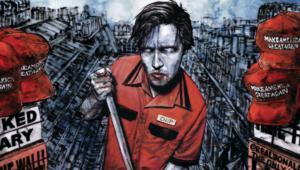 Dark Red Hero