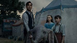 Dumbo Colin Ferrell Tim Burton Disney