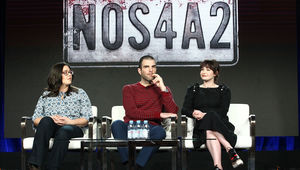 Zachary Quinto NOS4A2 panel TCA 2019