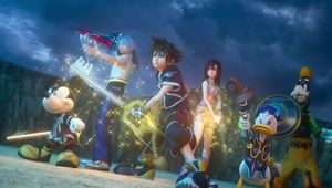 Kingdom Hearts 3 - Group