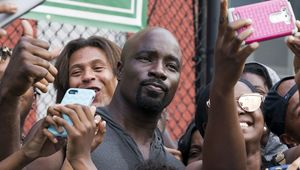 Mike Colter as Luke Cage
