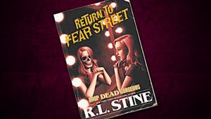RL Stine Fear Street via official site 2019