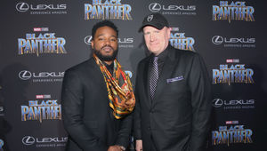 Ryan Coogler and Kevin Feige
