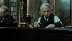 Gringotts Bank from Harry Potter