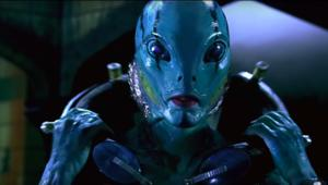 Abe Sapien Hellboy Doug Jones