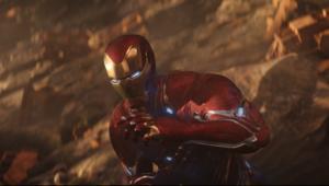Avengers: Infinity War Official Iron Man