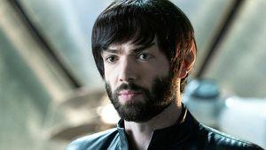 Spock ethan peck star trek discovery