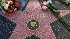 Stan Lee star