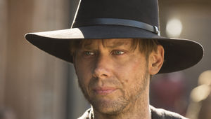 Jimmi Simpson in HBO's Westworld