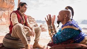 Aladdin Will Smith