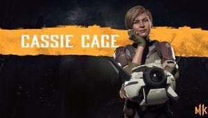 cassie cage mortal kombat 11 shot