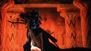 Medusa in Clash of the Titans (1981)