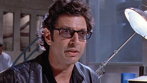 Jeff Goldblum Ian Malcolm via Jurassic World site 2019