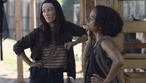 lauren ridloff eleanor matsuura the walking dead