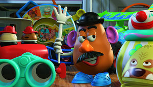 Mr. Potato Head in Toy Story 2