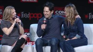 Paul Rudd and the cast of Clueless at C2E2 2019