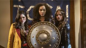 The CW Charmed