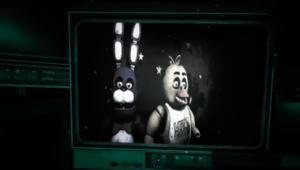 Five Nights at Freddy's VR