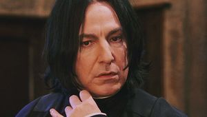 Snape, Harry Potter and the Sorcerer's Stone