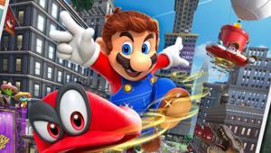 Super Mario Odyssey via Nintendo site 2019