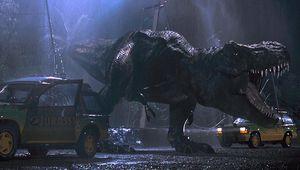 T-Rex Jurassic Park