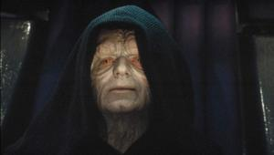Emperor Palpatine: Return of the Jedi