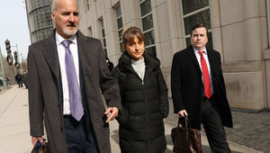 Allison Mack Court NXIVM Getty Images