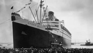 The Queen Mary, Getty Images
