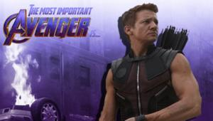 Most Important Avenger Hawkeye