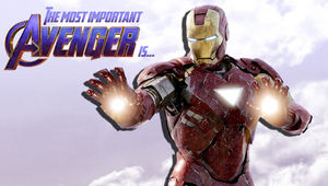 Most Important Avenger Iron Man
