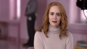 "Sarah paulson in ""Glass"""
