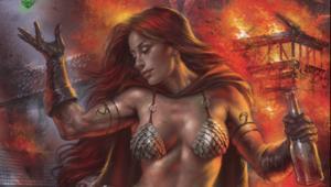 Red Sonja: Birth of the She-Devil