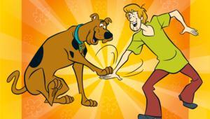 SCOOBY-DOO Hanna-Barbera