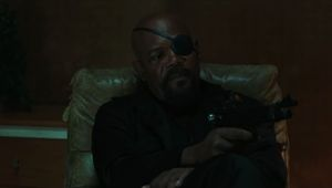 Nick Fury Spider-Man: Far from Home