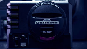 SEGA Genesis Mini console