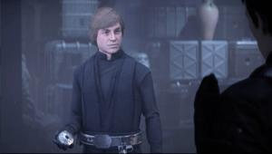 Luke Skywalker, Star Wars Battlefront II