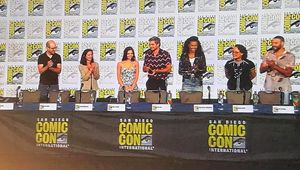 Siren cast SDCC 2018