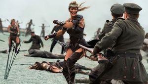Wonder Woman, Amazons