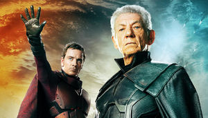 Magneto days of future past
