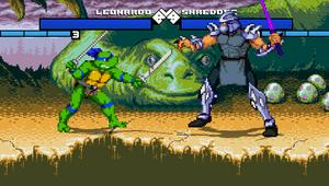 TMNT Sega Genesis