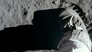 It is long past time we made another giant leap. Credit: NASA