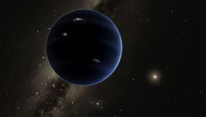 Artwork of a possible planet far, far away. Credit:Caltech/R. Hurt (IPAC)