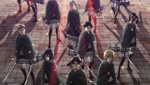 Attack on Titan season 2 poster