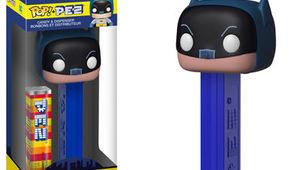 Batman 66 PEZ