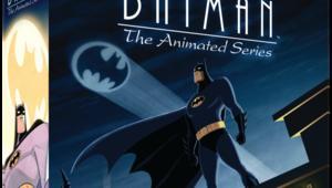 Batman TAS, Gotham Under Siege game
